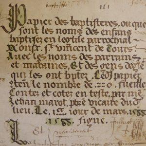 1558_980_Registre-des-baptemes-de-la-paroisse-Saint-Vincent